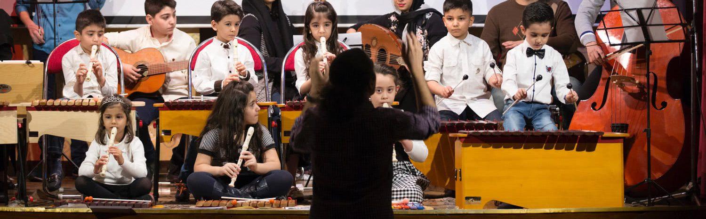 آموزشگاه موسیقی پریچهر - بهتاش داورپناه